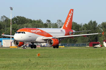 OE-LQH - easyJet Europe Airbus A319