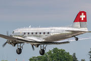 N431HM - Mathys Aviation Douglas DC-3 aircraft