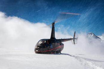 HB-ZUR - Fuchs Helikopter Robinson R66