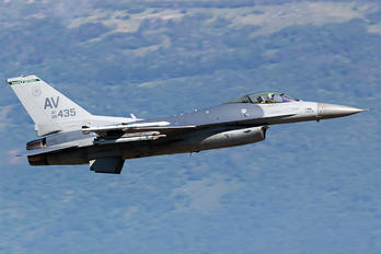 88-0435 - USA - Air Force Lockheed Martin F-16CM