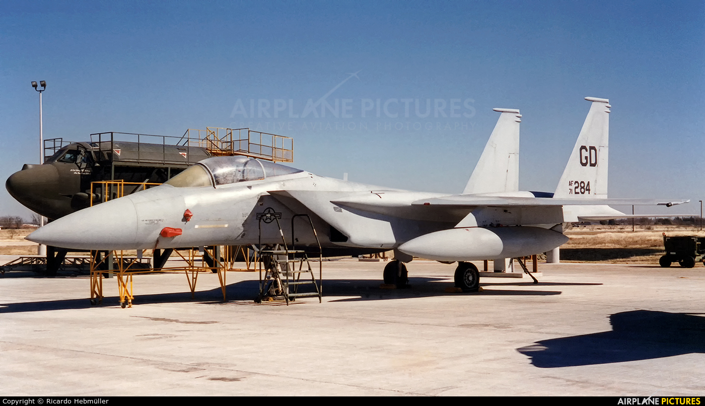 USA - Air Force 71-0284 aircraft at Goodfellow AFB