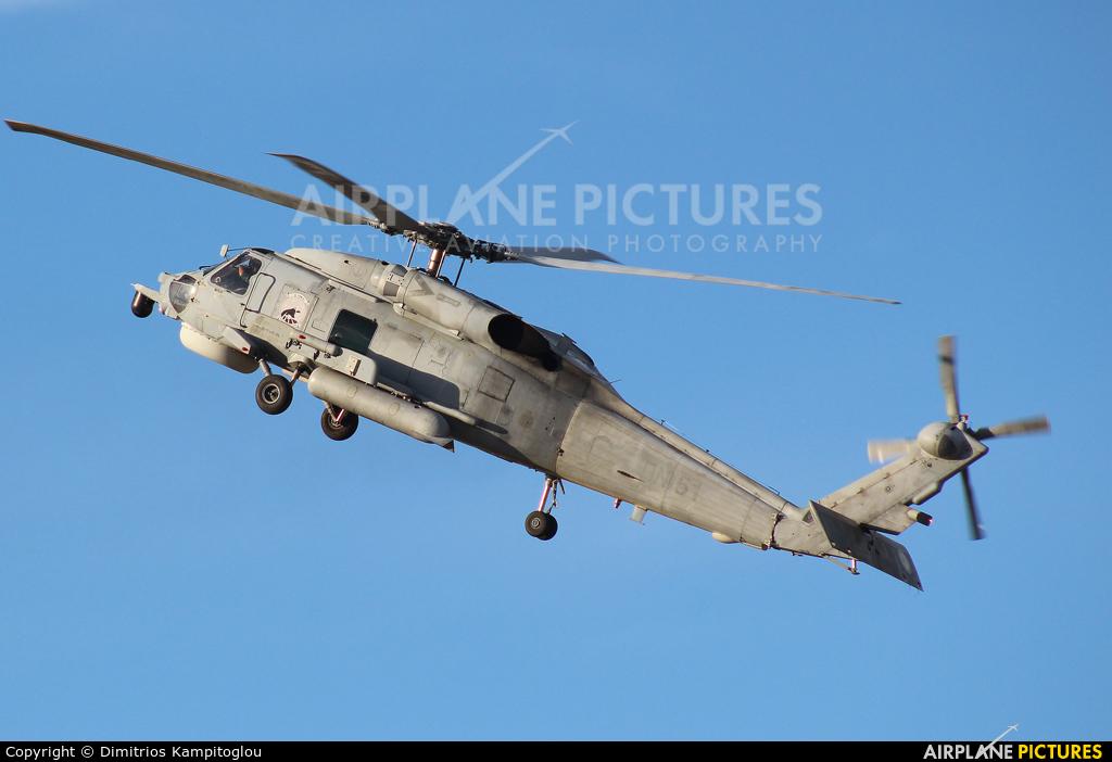 Greece - Hellenic Navy PN51 aircraft at Tanagra