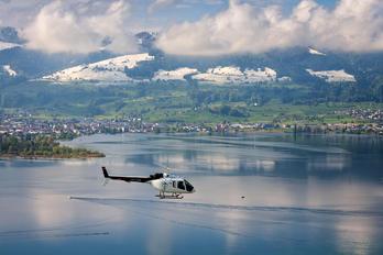 HB-ZWR - Fuchs Helikopter Bell 505 Jet Ranger X