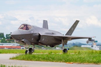13-5077 - USA - Air Force Lockheed Martin F-35A Lightning II