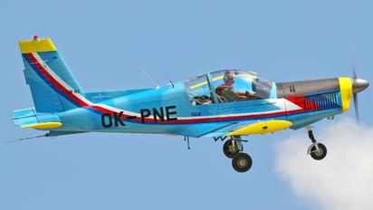 OK-PNE - Czech - Air Force Zlín Aircraft Z-142