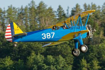 N67344 - Private Boeing Stearman, Kaydet (all models)