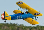 N67344 - Private Boeing Stearman, Kaydet (all models) aircraft