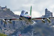 "MM55053 - Italy - Air Force ""Frecce Tricolori"" Aermacchi MB-339-A/PAN aircraft"