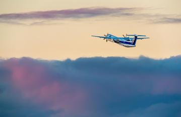 JA851A - ANA Wings de Havilland Canada DHC-8-400Q / Bombardier Q400