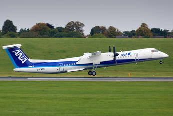 C-FVDC - ANA Wings de Havilland Canada DHC-8-400Q / Bombardier Q400