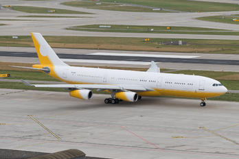 V8-001 - Brunei Government Airbus A340-200