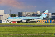 HL7539 - Korean Air Airbus A330-200 aircraft