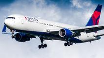 N197DN - Delta Air Lines Boeing 767-300ER aircraft