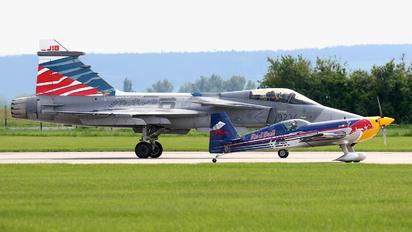 9234 - Czech - Air Force SAAB JAS 39C Gripen