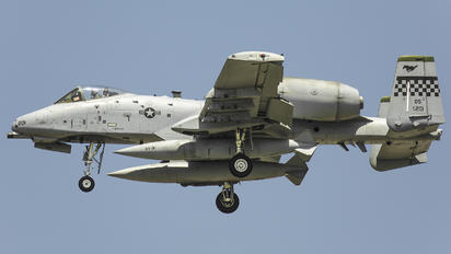 79-0201 - USA - Air Force Fairchild A-10 Thunderbolt II (all models)