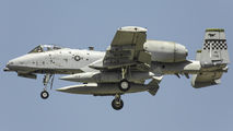 79-0201 - USA - Air Force Fairchild A-10 Thunderbolt II (all models) aircraft