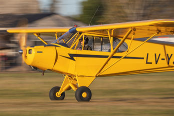 LV-YJD - Private Piper PA-11 Cub