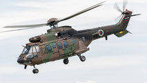 72 - Slovenia - Air Force Aerospatiale AS532 Cougar aircraft