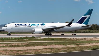 C-FOGJ - WestJet Airlines Boeing 767-300ER