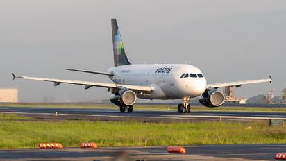 N501VL - Volaris Costa Rica Airbus A319