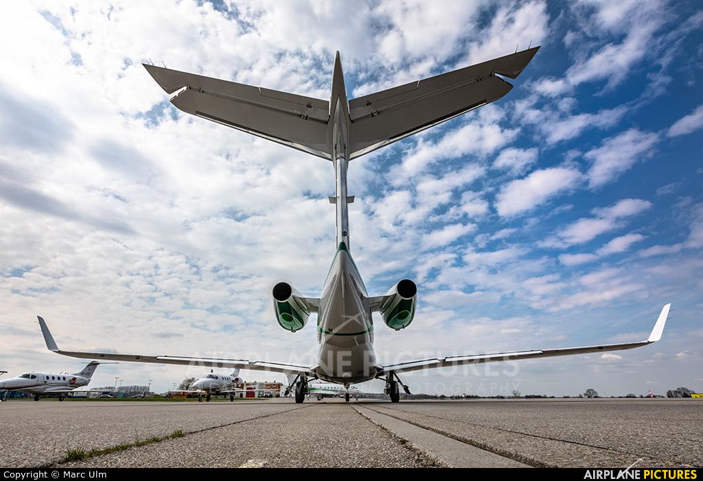 Herrenknecht Aviation D-CHMD aircraft at Augsburg