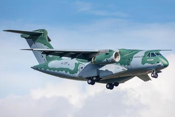 PT-ZNX - Brazil - Air Force Embraer KC-390