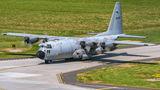 Belgium - Air Force Lockheed C-130H Hercules CH-03 at Kraków - John Paul II Intl airport