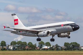 G-EUPJ - British Airways Airbus A319