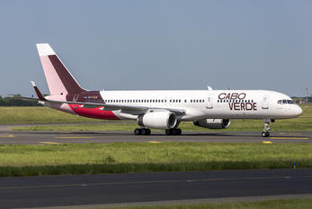 D4-CCG - TACV-Cabo Verde Airlines Boeing 757-200
