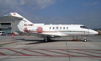 EC-KMT - Gestair Hawker Beechcraft 900XP aircraft
