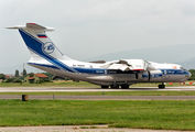 Volga Dnepr Il76 visited Verona  title=