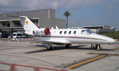 EC-IVJ - Executive Airlines  Cessna 525 CitationJet