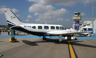 EC-CJL - Private Piper PA-31 Navajo (all models)