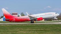 VQ-BUF - Rossiya Boeing 737-800 aircraft