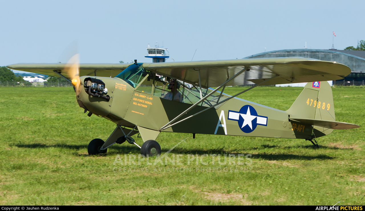 SP-AFY - Private Piper J3 Cub at Świdnik   Photo ID 1202849