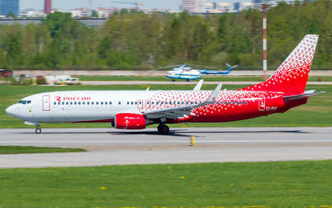 VQ-BUE - Rossiya Boeing 737-800
