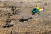 ZS-OXK - South Africa National Parks Air Wing Airbus Helicopters H125 aircraft