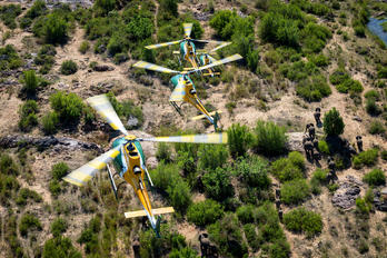 ZS-OXK - South Africa National Parks Air Wing Airbus Helicopters H125