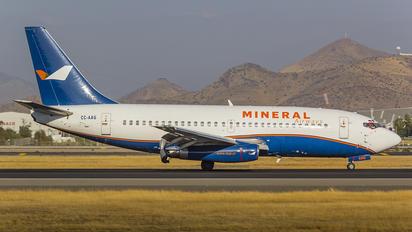 CC-AAG - Aerovias DAP (Mineral Airways) Boeing 737-200