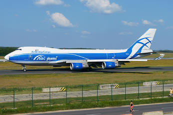 VQ-BIA - Air Bridge Cargo Boeing 747-400F, ERF