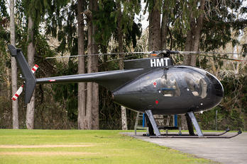 ZK-HMT - Private Hughes 369D