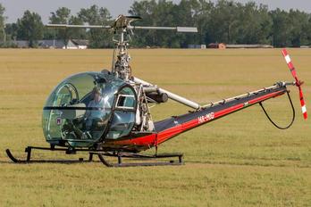 HA-MIG - Private Hiller Hiller UH-12D