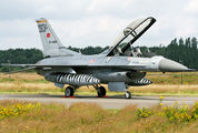 93-0695 - Turkey - Air Force General Dynamics F-16D Fighting Falcon aircraft