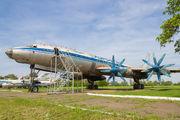 CCCP-76485 - Aeroflot Tupolev Tu-114 aircraft