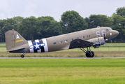 N147DC - Aces High Douglas DC-3 aircraft