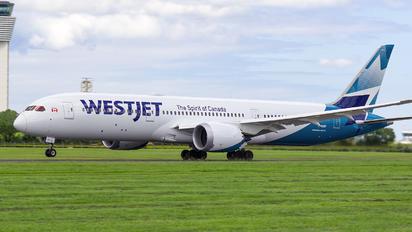 C-GURP - WestJet Airlines Boeing 787-9 Dreamliner