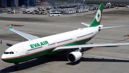 B-16335 - Eva Air Airbus A330-300