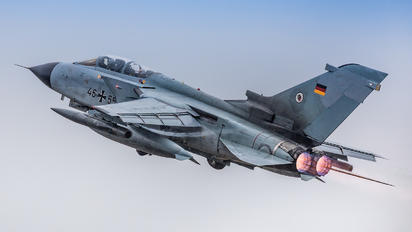 46+55 - Germany - Air Force Panavia Tornado - ECR