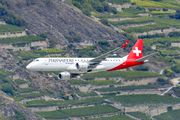 HB-JVP - Helvetic Airways Embraer ERJ-190 (190-100) aircraft