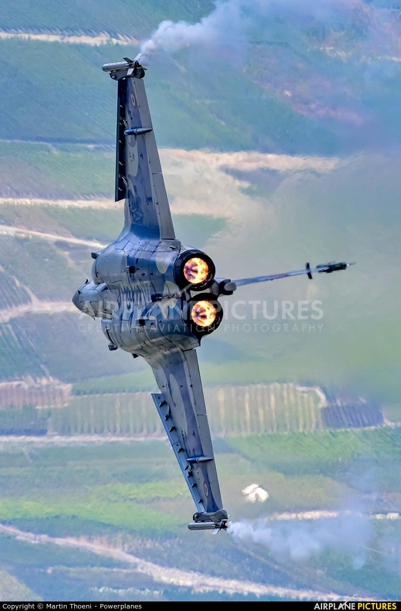France - Air Force 4-GL aircraft at Sion